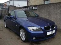 2009 BMW 318i SPORT SE 2.0 4DR BLUE MET CLIMATE SPORT ALLOYS CRUISE AIRCON