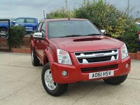 2011 Isuzu Rodeo 2.5TD Denver Double Cab 4x4 4 door Pick Up