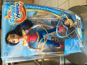 "New! DC super hero dolls Wonder Woman 12"" action doll"
