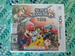 Super Smash Bros. for 3DS (Sealed)