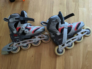 Patin Rollerblades SP300 ajustable