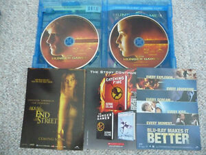 The Hunger Games on 2 Disc Blu-Ray - With Slipcover London Ontario image 2