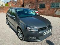 2010 Volkswagen Polo 1.2 TSI 105 SEL 3dr HATCHBACK Petrol Manual