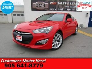 2013 Hyundai Genesis Coupe PREMIUM  NAVIGATION, LEATHER, ROOF, C