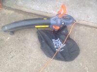 PBX Leaf blower and vacuum