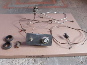 Pool or Spa Gas Heater Parts