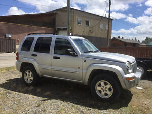 2002 Jeep Liberty trim SUV, Crossover