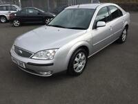 2005 Ford Mondeo 2.0 TDCi SIII Zetec 5dr