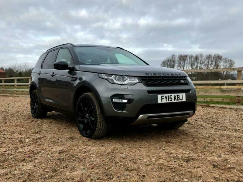 2015 Land Rover Discovery Sport 2 2 Sd4 Hse 5dr 7 Seater Auto Big