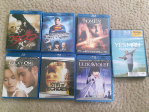 Lot of 19 DVD's