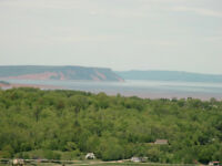 Gaspereau Valley Panoramic views of Valley and Blomidon