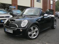 2005 05-Reg Mini Cooper S Convertible Chilli Pack,FANTASTIC COND & SPEC!!!!!