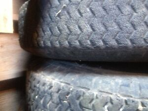 10.00 - 22 Truck tires and rims Strathcona County Edmonton Area image 1