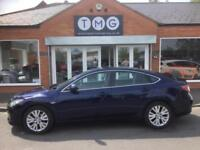 2008 MAZDA 6 2.0d TS2 4dr PX TO CLEAR