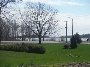 Water view lot for sale