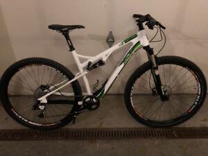 Salsa Spearfish 2 XC Full Suspension Mountain  Bike