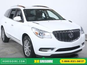 2016 Buick Enclave AWD CUIR 7 PASS GRP ELEC BLUETOOTH