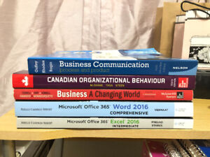 Business Administration Textbooks