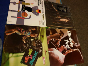 Vinyl Sell Off - $2 each or less - Rock, Folk, Comedy, MORE!