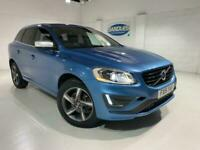 2015 Volvo XC60 2.0 D4 R-Design Lux Nav Geartronic (s/s) 5dr SUV Diesel Automati