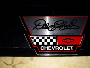 Dale Earnhardt Dealer crest