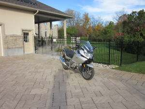 Top of the line 2012 BMW K1600GTL for sale