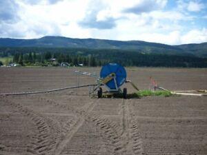 IdroFoglia Irrigation Hose Reel
