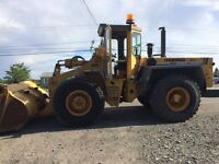 1987 HANOMAG LOADER FOR SALE IN GOOD SHAPE!!!!!!!!!