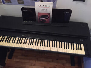 OBO piano Kurzweil Mark 5: 88 touches équilibrées/weighted keys