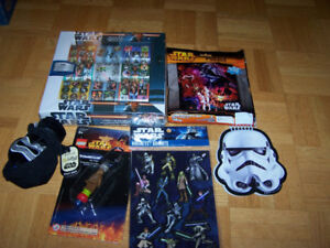 STAR WARS - 6 piece collection