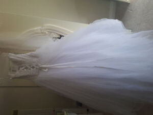 Wedding dress! Gorgeous! Never used or altered!