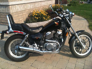 Vintage 1985 Honda Shadow