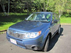 2009 Subaru Forester X Wagon
