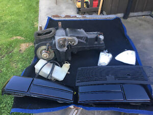 Ford Mustang fox body parts