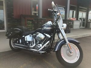 2003 Harley Davidson Soft Tail Fat Boy