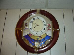 horloge seiko musical