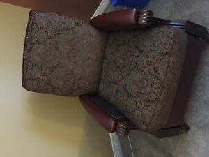Like new recliners $350/ $175 each