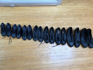 Tap Shoes, Jazz Shoes and Ballroom Dance Shoes
