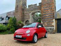 2014 Fiat 500 1.2 Colour Therapy 3dr HATCHBACK Petrol Manual