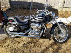 2007 Honda Shadow Spirit C2 750 Motorcycle for sale