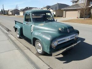 1953 50th Anniversary Ford F-100 Mostly Original US Truck