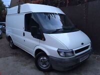 2004 FORD TRANSIT 260 SWB 2.0 95K MILLER MOT:18/10/2017 SECURITY LOCKS