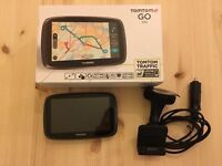 Tom Tom Go510 full Europe maps and world maps and more plus free case
