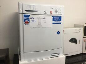 Brand new in box indesit Condenser Dryer