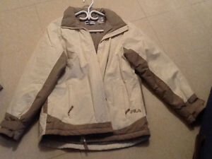Size xl only wore once coat very expensive Belleville Belleville Area image 1