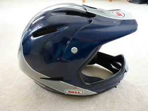 BMX Full Face Helmet