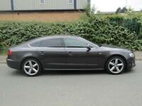 2011 Audi A5 2.0 TDI S line Sportback Multitronic 5dr