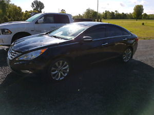 Certified 2011 sonata 2.0t limited with navigation