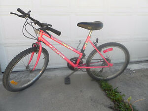 """24"""" Protour bicycle(Red)"""
