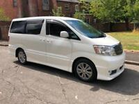 Toyota ALPHARD Great Family MPV immaculate